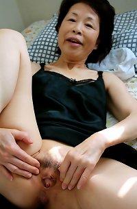 Korean granny porn